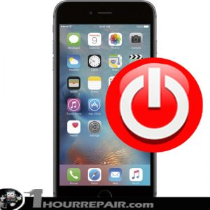 Iphone 6s+ Power Button