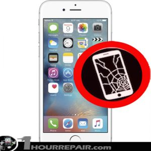 Iphone 6s cracked screen4