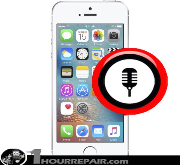 Iphone SE Microphone