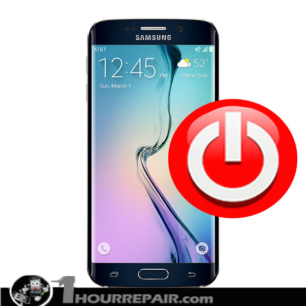 Samsung S6 edge Power Button