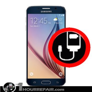 Samsung s6 Charger port