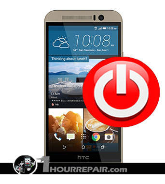HTC M9 Power Button Replacement Service – 1hourrepair com