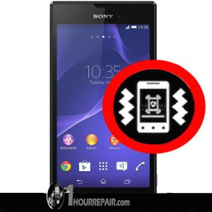 Sony T3 vibrate